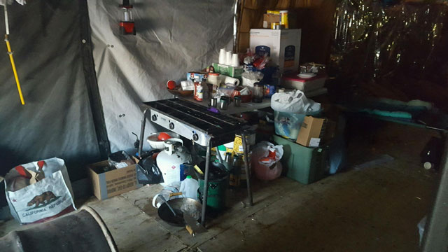 Kitchen Tent