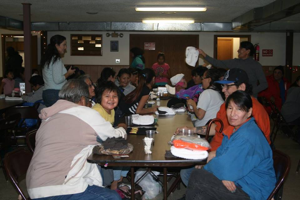 Christmas at the Rosebud Soup Kitchen
