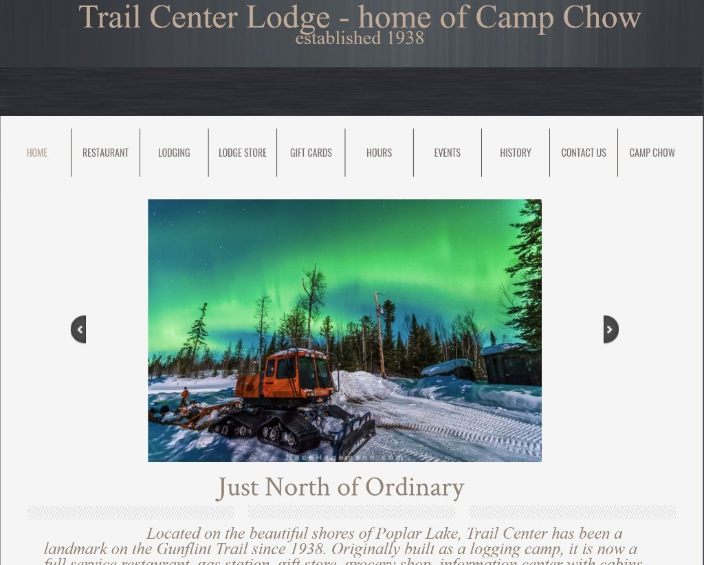 Trail Center Lodge