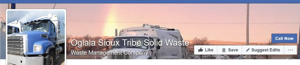Oglala Sioux Tribe Solid Waste